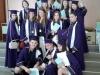 На 22 юни зрелостниците на випуск 2018 на 9. ФЕГ получиха  своите дипломи за средно образование в аулата на ХТМУ.  Сн.13.