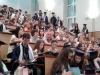На 22 юни зрелостниците на випуск 2018 на 9. ФЕГ получиха  своите дипломи за средно образование в аулата на ХТМУ. Сн.8.