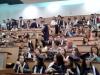 На 22 юни зрелостниците на випуск 2018 на 9. ФЕГ получиха  своите дипломи за средно образование в аулата на ХТМУ. Сн.9.